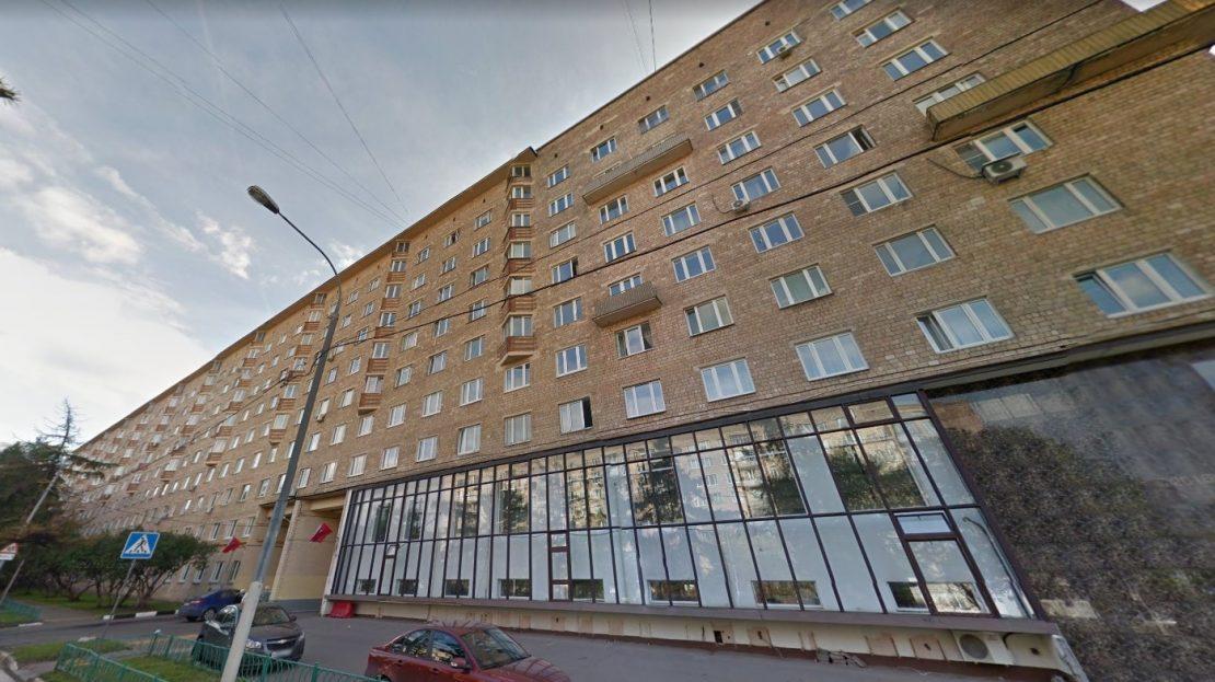 Ленинский проспект 45