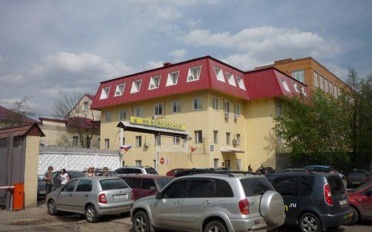 Бизнес-центр на Войковской