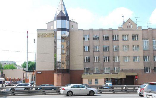 бизнес центр На Спартаковской