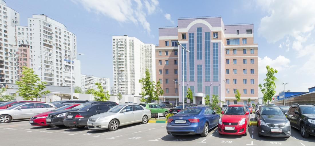 Бизнес-центр Отрадный