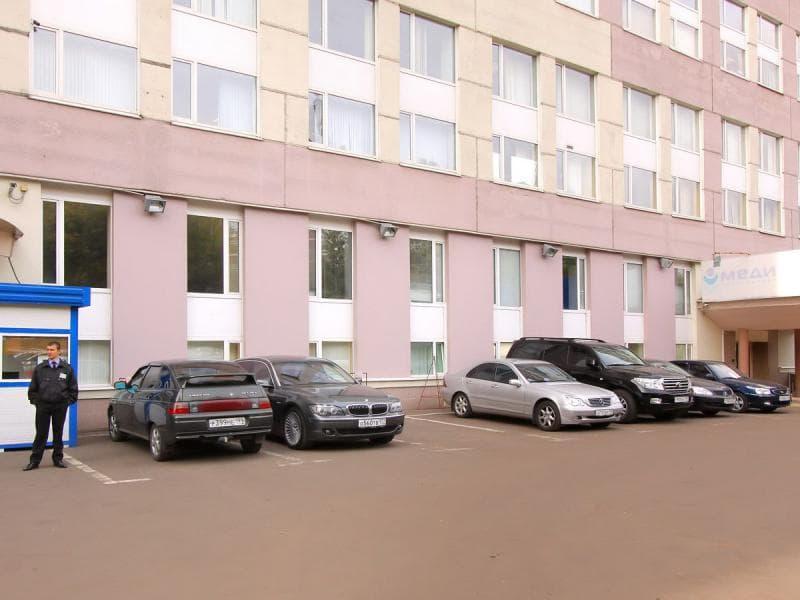 БЦ Семеновский