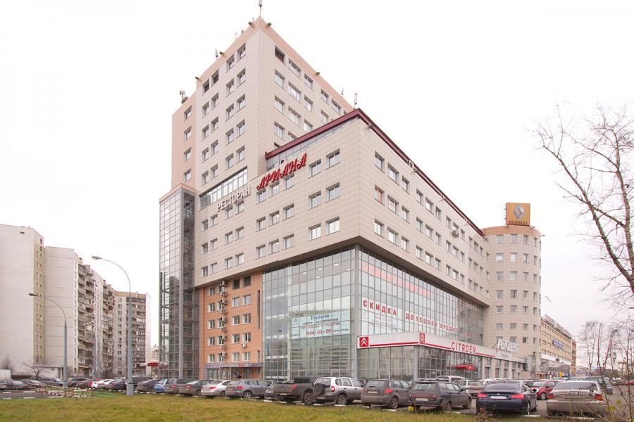 Бизнес-центр Жулебино