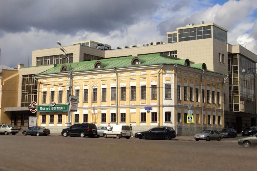БЦ Сухаревский