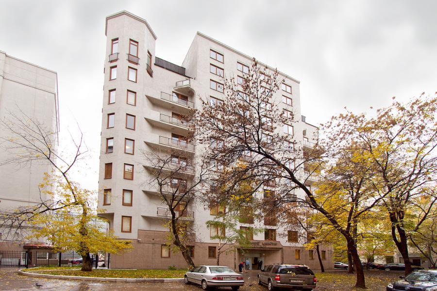 БЦ Тверской