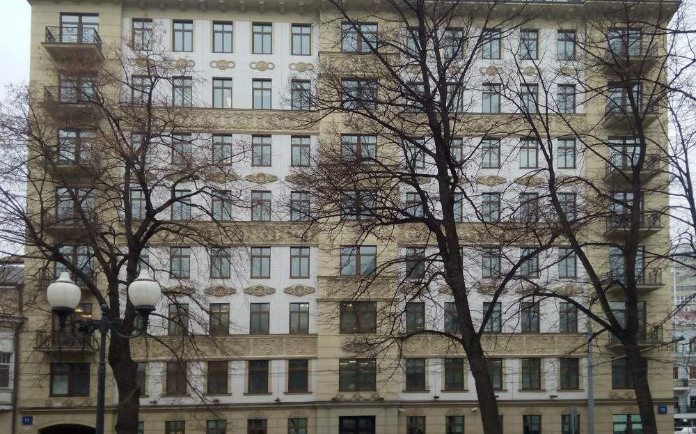 Бизнес-центр Гоголевский