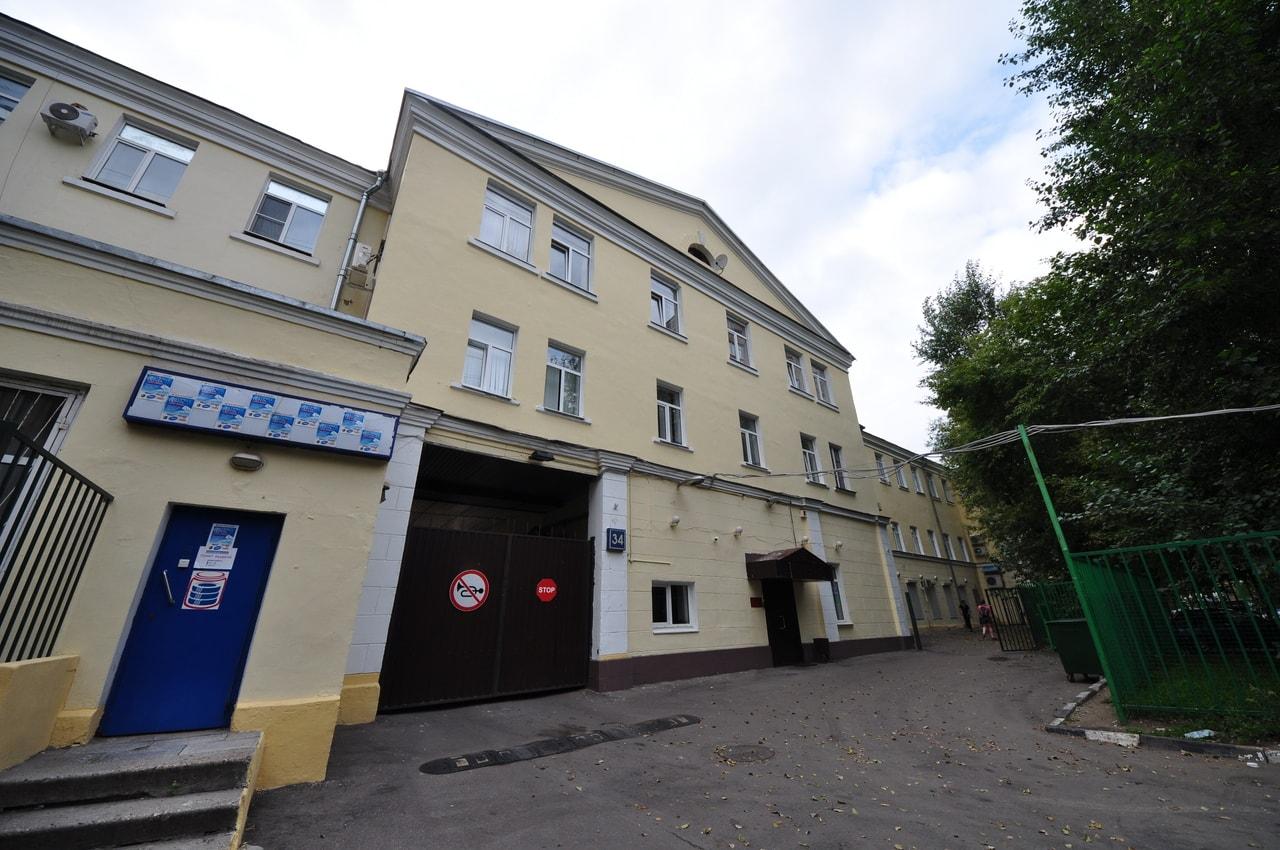 Аренда офиса шаболовская 34 агентства по продаже коммерческую недвижимость в краснодаре