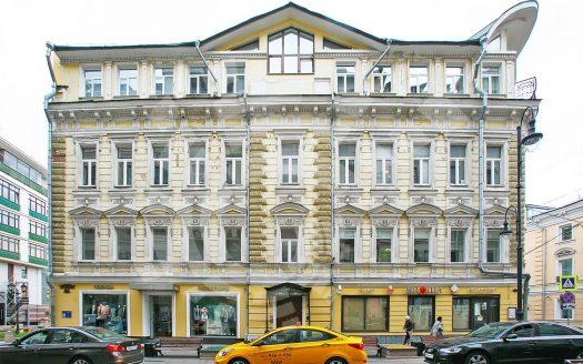 БЦ Большая Дмитровка